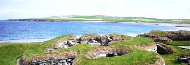 Beach Holiday Accommodation in Orkney Isles to Rent