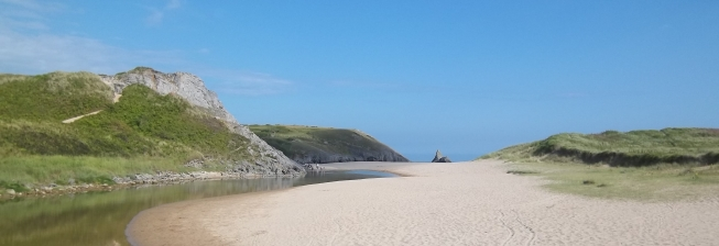 Beach Holiday Accommodation in Broadhaven to Rent