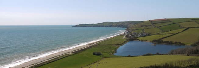 Beach Holiday Accommodation in East Prawle to Rent