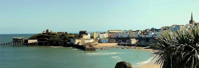 Beach Holiday Accommodation in Tenby to Rent