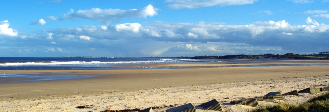 Pet and Dog Friendly Cottages in Alnmouth to Rent