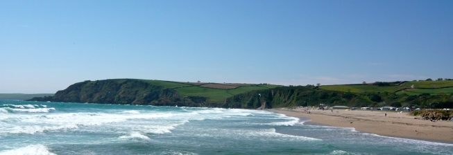 Beach Holiday Accommodation in Pentewan to Rent
