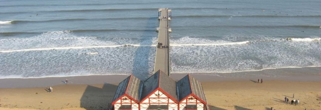Beach Holiday Accommodation in Saltburn by the Sea to Rent