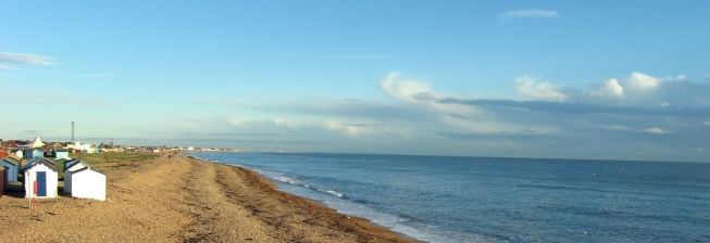 Beachfront Accommodation in Selsey to Rent