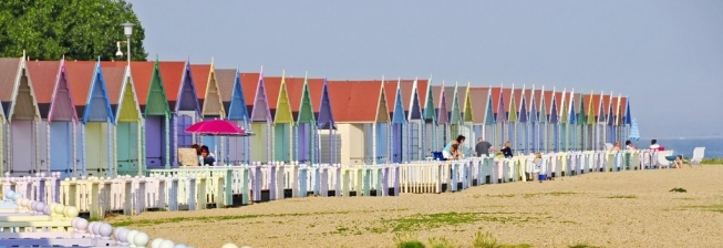 Beach Holiday Accommodation in Mersea Island to Rent