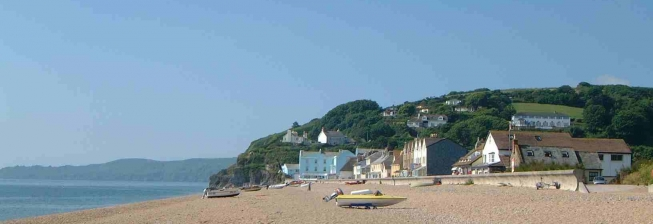 Beach Holiday Accommodation in Strete to Rent