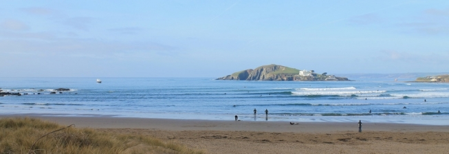 Beach Holiday Accommodation in Bantham to Rent