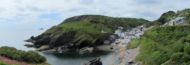 the cottage cottages gerrans holiday beach house roseland portloe