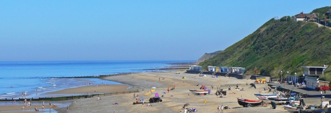 Beach Holiday Accommodation in Cromer to Rent