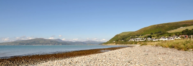 Beachfront Accommodation in Llwyngwril to Rent