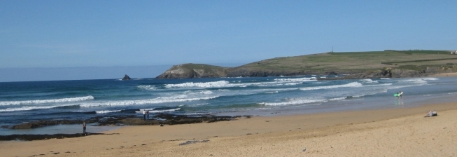Beach Holiday Accommodation in St Merryn to Rent