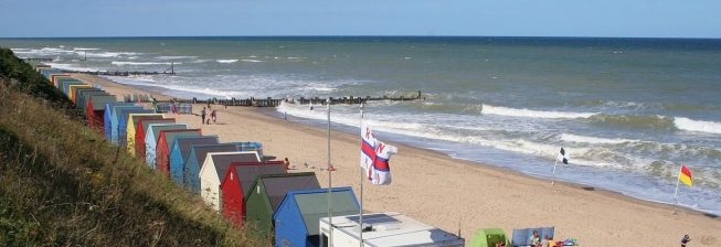 Beach Holiday Accommodation in Mundesley to Rent
