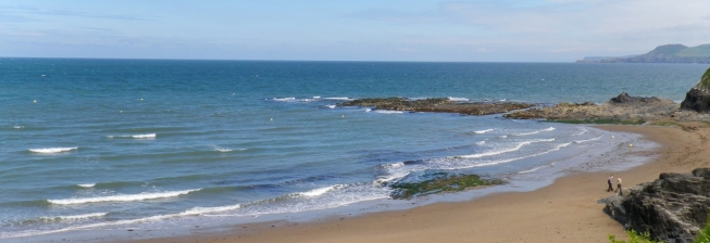 Beach Holiday Accommodation in Aberporth to Rent