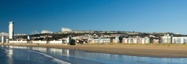 Large Group Accommodation in Swansea to Rent