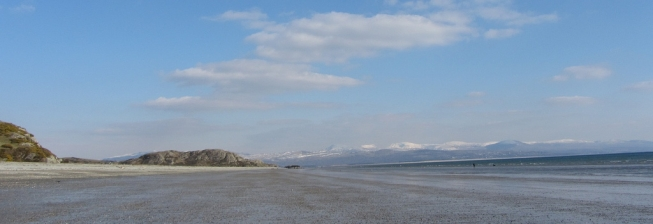 Beach Holiday Accommodation in Criccieth to Rent