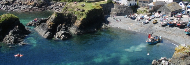 Beach Holiday Accommodation in Cadgwith to Rent