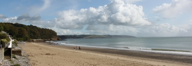Beach Holiday Accommodation in Amroth to Rent