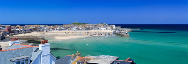 Beachfront St Ives Seafront Self Catering With Sea Views