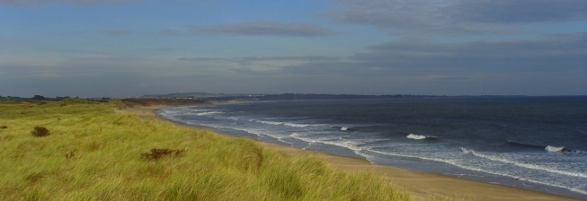 Beach Holiday Accommodation in Amble to Rent