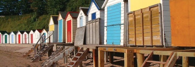 Beach Cottages in Paignton to Rent