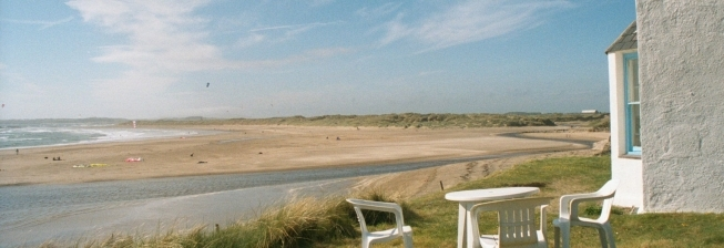 Beach Holiday Accommodation in Malltraeth to Rent