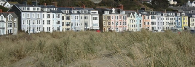 Beach Holiday Accommodation in Morfa Bychan to Rent