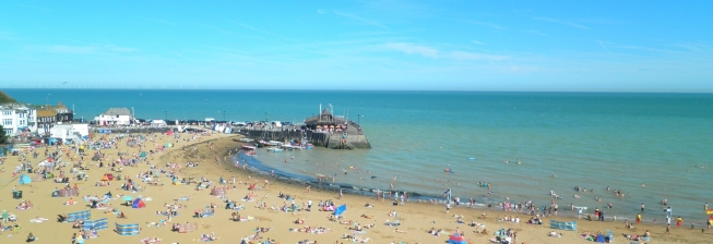 Image result for broadstairs beach