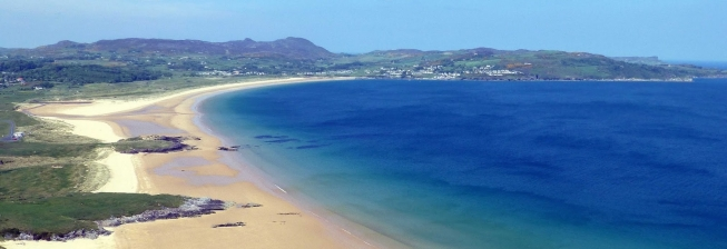 Beach Holiday Accommodation in Buncrana to Rent