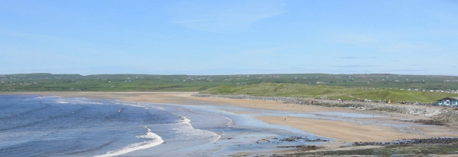 Beach Holiday Accommodation in County Clare to Rent