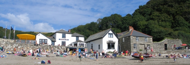 Beach Holiday Accommodation in Tywardreath to Rent
