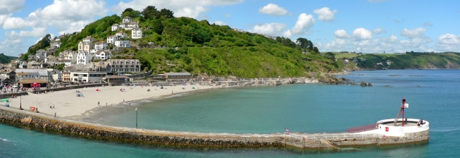 Beachfront Accommodation in Looe to Rent