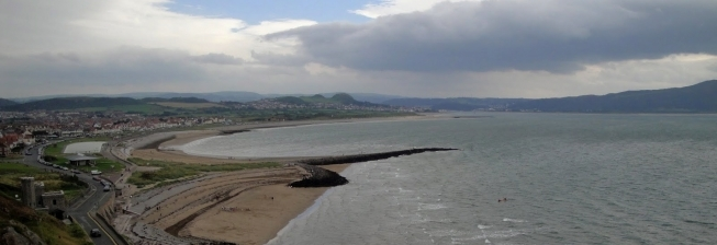Beach Holiday Accommodation in Conwy Town to Rent