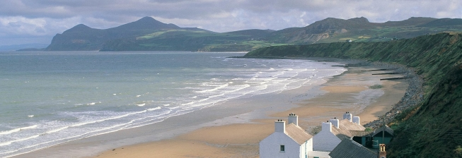 Beach Holiday Accommodation in Nefyn to Rent