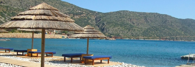Beach Holiday Accommodation in Elounda to Rent