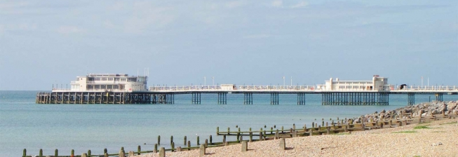 Beach Cottages in Worthing to Rent
