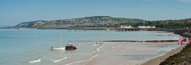 Beach Holiday Accommodation in Rhos-on-Sea to Rent