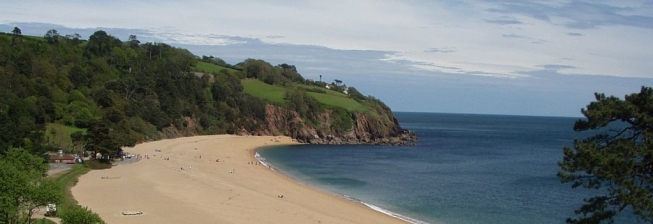 Beach Holiday Accommodation in Kingswear to Rent