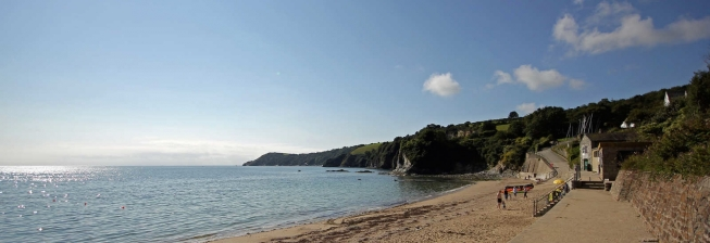 Beach Holiday Accommodation in Porthpean to Rent