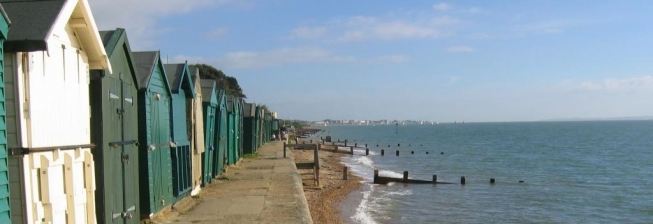 Beach Holiday Accommodation in Fareham to Rent
