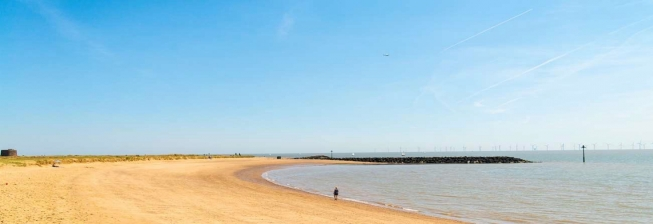 Beach Holiday Accommodation in Clacton on Sea to Rent