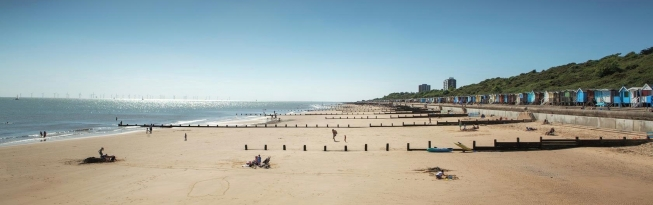 Beach Holiday Accommodation in Harwich to Rent
