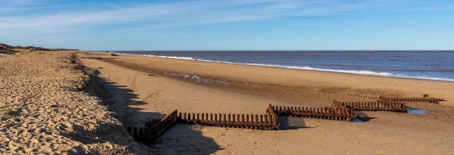 Beach Holiday Accommodation in Caister on Sea to Rent