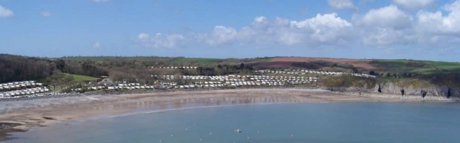 Beach Holiday Accommodation in Lydstep to Rent